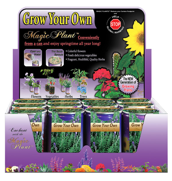 Herbs Growing Kits to Grow Your Own Herbs - Magic Plant Farms