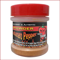 Jar of Habanero Chili Powder