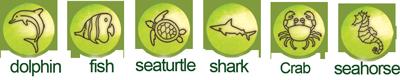 Ocean Animal Life